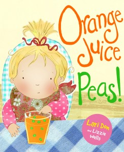 Orange Juice Peas cover